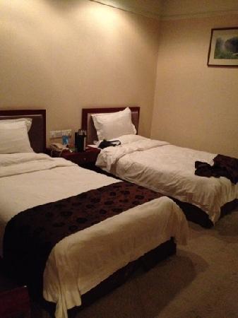 Bixin Hotel: 标准间