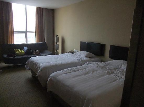 Starway Anjie Hotel : 房间