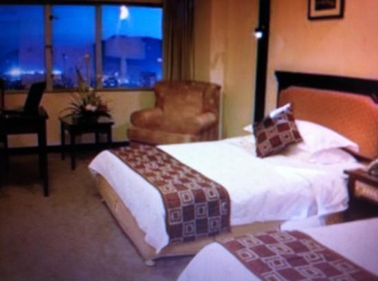 Crystal Hotel: 曼