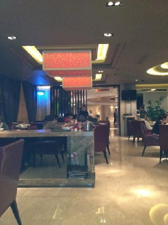 Chun Hui Yuan Resort: 川菜餐厅