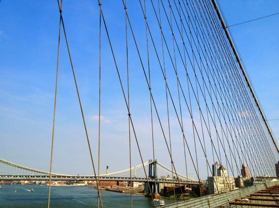 Blazing Saddles Bike Rentals & Tours : Brooklyn bridge