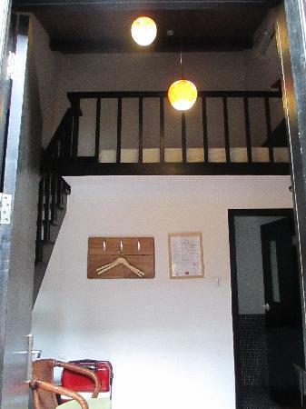 Hofang Youth Hostel: 复式房