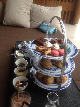 Anantara Chiang Mai Resort: 下午茶