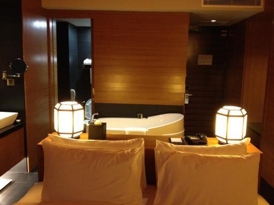 Horizon Hotel: 酒店房间