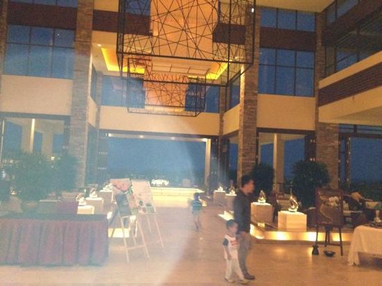 Sheraton Sanya Haitang Bay Resort: 大堂