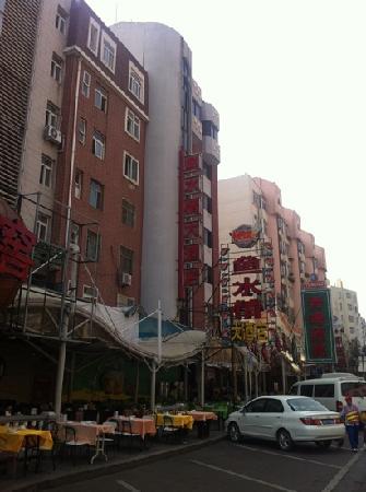Yushuiqing Business Hotel Qingdao Dengzhou Road