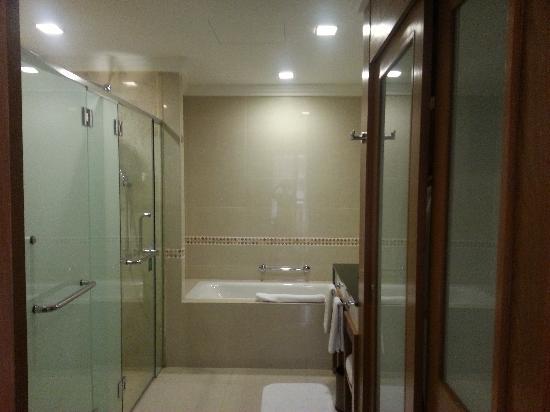 Royale Chulan Kuala Lumpur: 卫生间