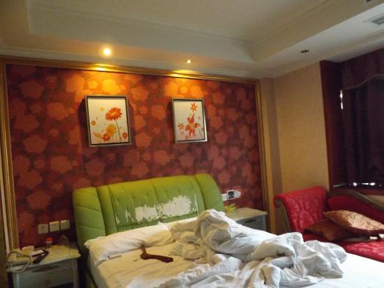 Xinyijia Chain Hotel Chengdu Chongzhou: DSCF0402