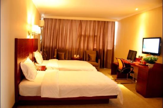 Super 8 Hotel Yinchuan Nan Men Guang Chang: 标间