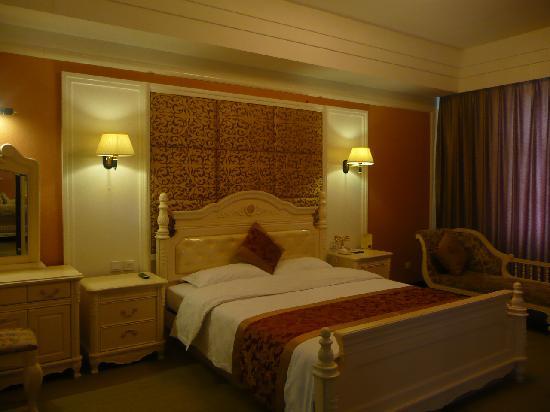 Haitian Holiday Hotel: 豪华套房
