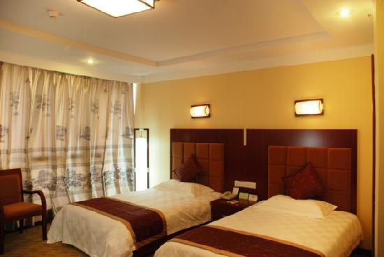 Wuyue Scenic Hotel Wuyuan : 标准间