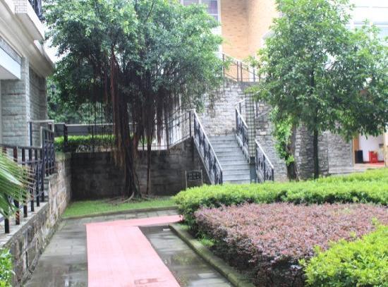 Dianjiang Xinhua Hotel: 别墅区
