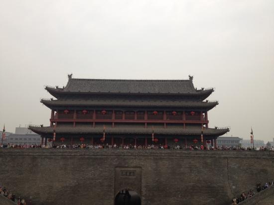 Muralla de Xi'an: 西安长乐门