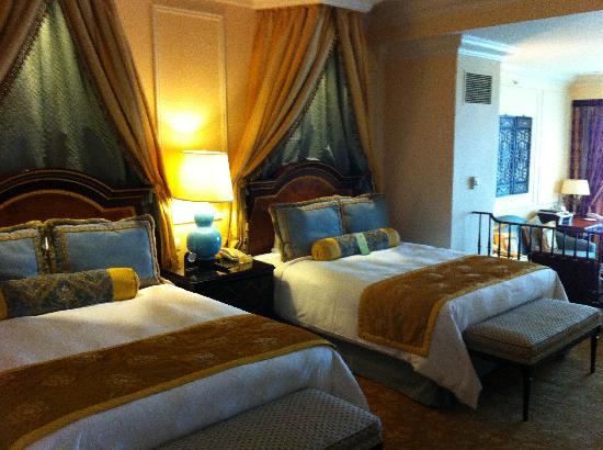 The Venetian Macao Resort Hotel: 双床