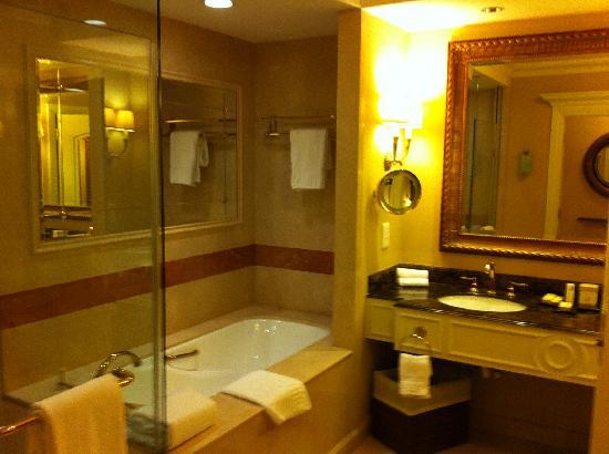 The Venetian Macao Resort Hotel: 洗手间