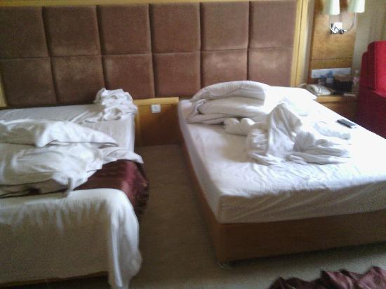 Wanyuan International Hotel: IMG_20121011_102227