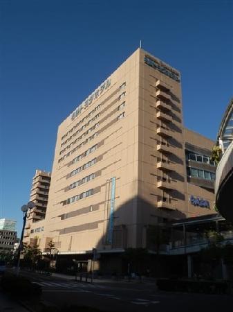 Meitetsu Toyota Hotel: 外观