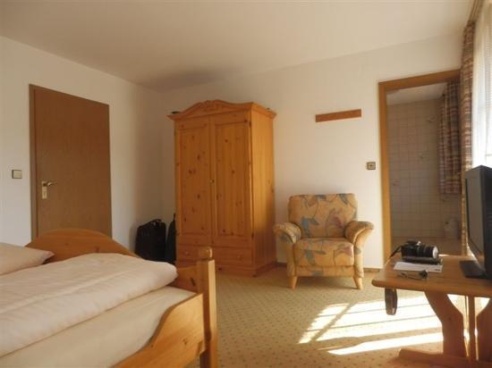 Hotel Sonneneck: 室内