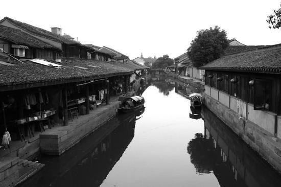 Anchang Ancient Town : 绍兴古镇