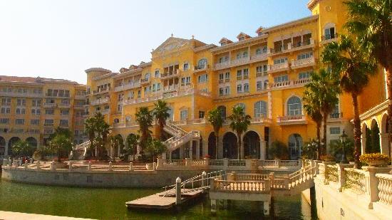 Jiulongshan Villa Shengmake Holiday Hotel : 酒店外环境