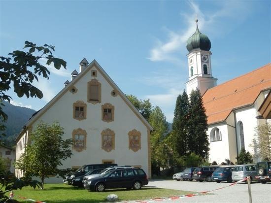 Pension Dedlerhaus: 外观
