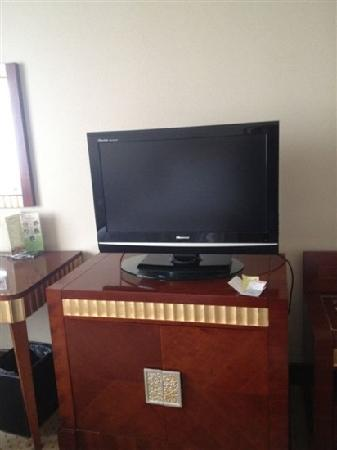 Haiyue Jianguo Hotel: 电视