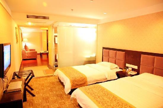Guanjia Huazhang Business Hotel : 照片描述