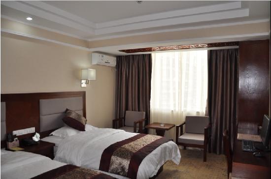 Wangsui Hotel : 豪华客房