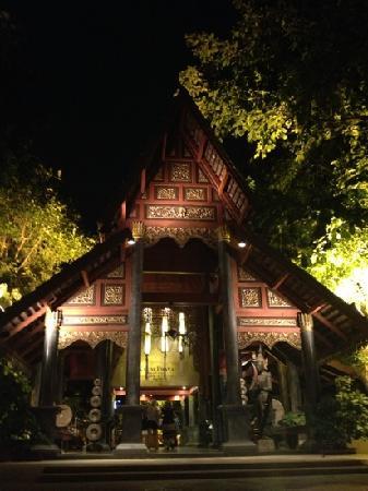 Khum Phaya Resort & Spa, Centara Boutique Collection: 夜景