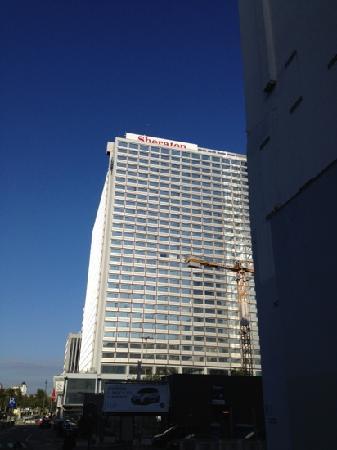 Sheraton Brussels Hotel: Sheraton