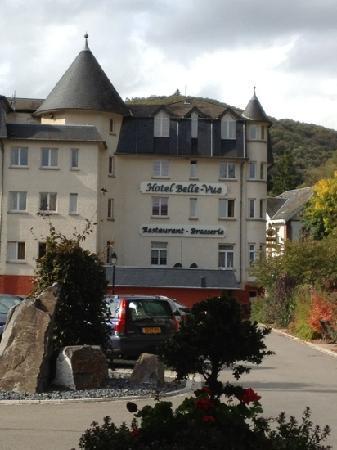 Hotel Belle Vue: belle cue
