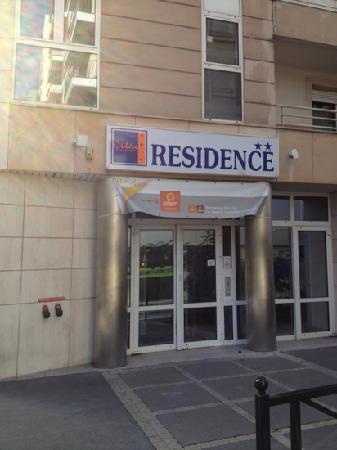 Adagio Access La Defense Place Charras: adagio