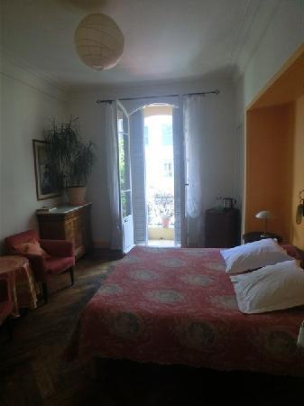 Chez Josephine : 非常舒服的房间