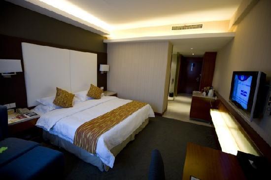 Jinling International Hotel : 标准单间