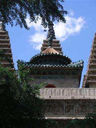 Peking Five-Pagoda Temple (Wuta Si)