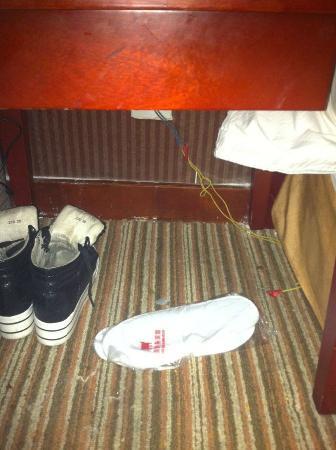Jinding Business Hotel: 22222