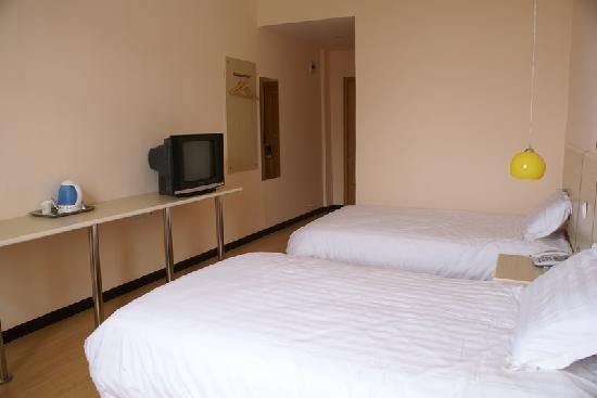 Xinzhongjing Quick Hotel : 客房