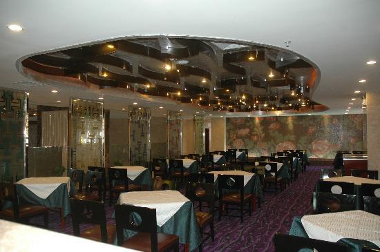 Yufeng International Hotel: 酒店西餐厅