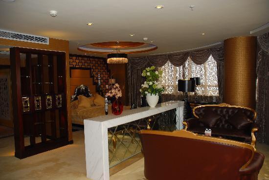 Yufeng International Hotel: 酒店总统套房