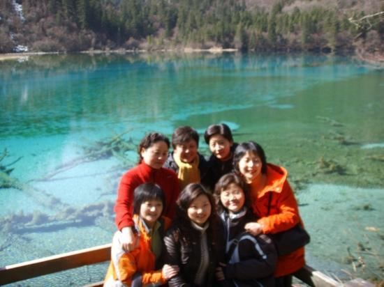 Jiuzhaigou Natural Reserve: 难忘九寨之旅