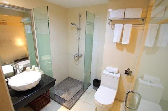 Meilan Business Hotel : 洗手间