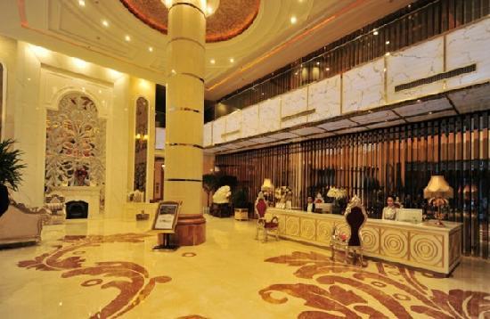 Kailijia International Hotel: 前台
