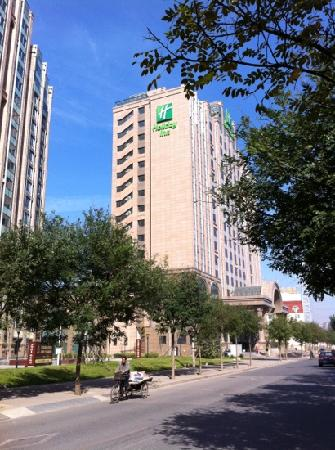 Holiday Inn Beijing Haidian: 酒店侧面