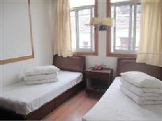 Friends Hostel: 双床房