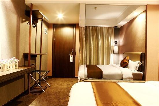 Hotel Zzz Shenzhen Zhongxin: 照片描述