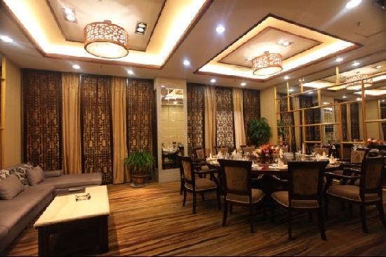 Tianyi Hotel : 餐饮包间