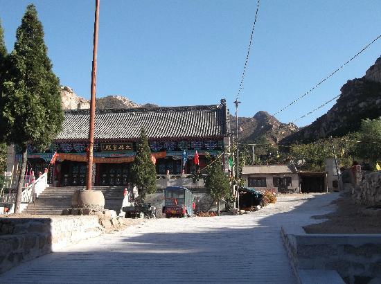 Hongluo Mountain : l