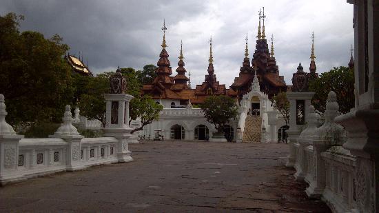 The Dhara Dhevi Chiang Mai: 酒店大堂
