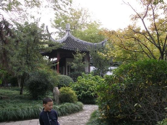 Qiuxiapu Park : 园景