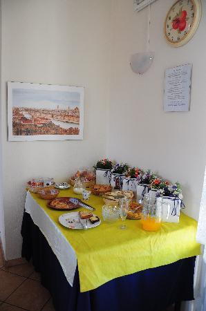 Il Grillo di Firenze: 抱歉面包们基本上被我们吃光了,太好吃了...